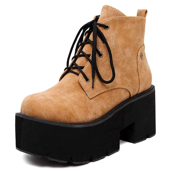 Offenburg Lace Up Boots
