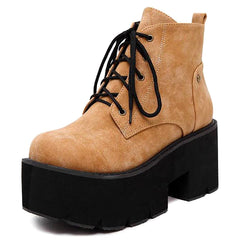 Offenburg Lace Up Boots at Boogzel Apparel