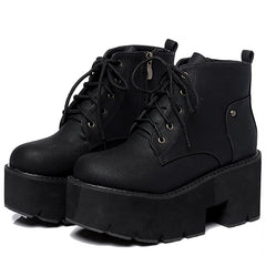 Buy Offenburg Lace Up Boots at Boogzel Apparel