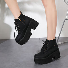 Buy Offenburg Lace Up Boots at Boogzel Apparel Free Shipping