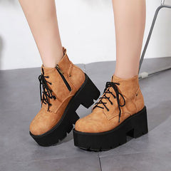 Buy Offenburg Lace Up Boots at Boogzel Apparel Free Shipping Sale Up to 50%