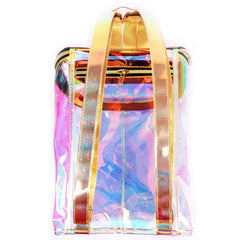 Shop Outta Space Hologram Backpack at Boogzel Apparel