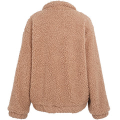 Buy Oversized Teddy Coat at Boogzel Apparel
