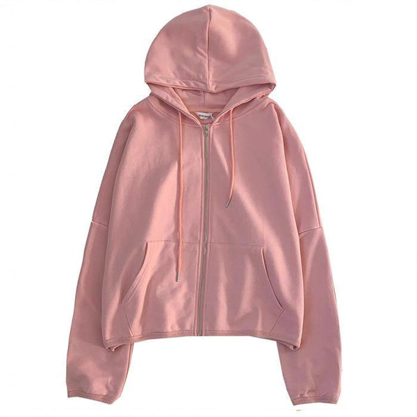 Buy Me Candy Zip Up Hoodie