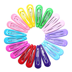 Pastel Snap Hair Clips at Boogzel Apparel