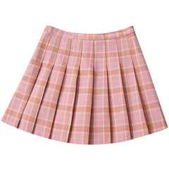 Shop Plaid Mini Skirt at Boogzel Apparel