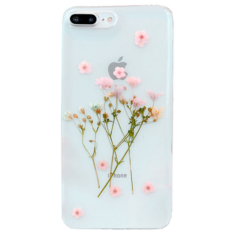new york cf07d 7e8d4 Pressed Flower IPhone Case
