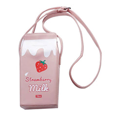 Buy Pure Milk Mini Handbag at Boogzel Apparel Free Shipping