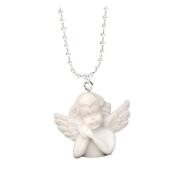 Raphael Angel Necklace
