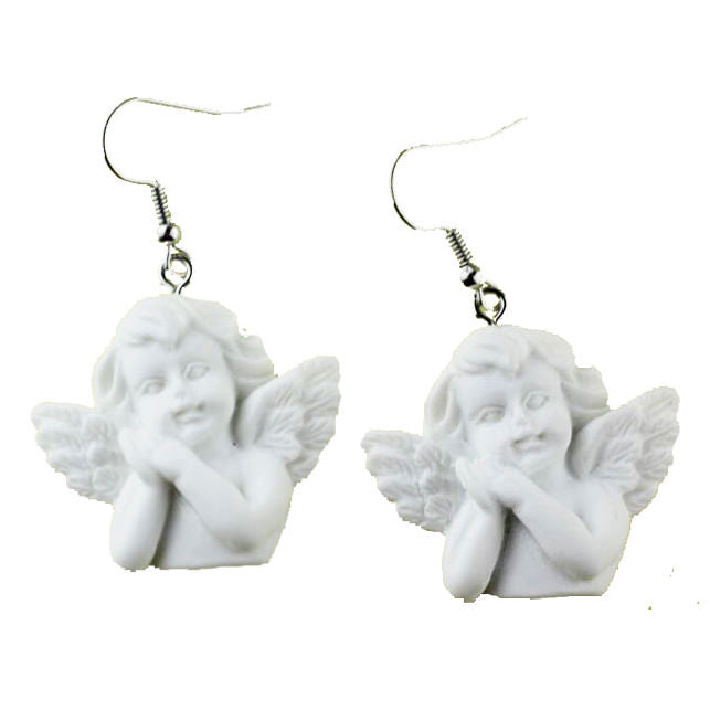 Raphael's Angel Earrings by Boogzel Apparel