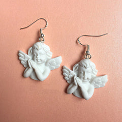 Raphael's Angel Earrings