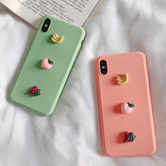 Buy Real Fruit iPhone Case at Boogzel Apparel Free Shipping