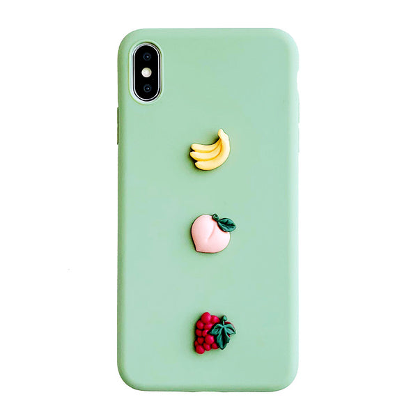 Real Fruit iPhone Case