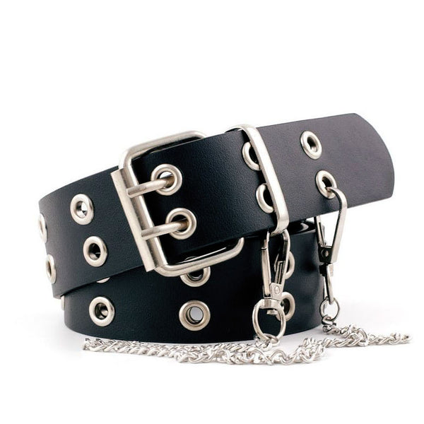 Risk Business Chained Belt