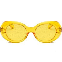 Buy See Through Sparkle Sunglasses at Boogzel Apparel Free Shipping Worldwide