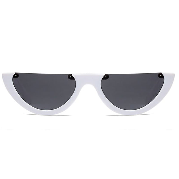 Molly Semi-Rimless Sunglasses