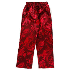 silk dragon pants boogzel apparel