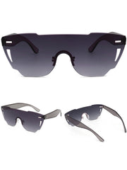 grey Soleil Sunglasses booglez apparel