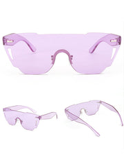 purple Soleil Sunglasses booglez apparel