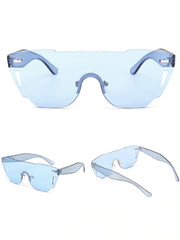 blue Soleil Sunglasses booglez apparel