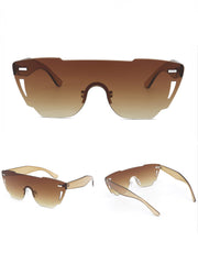 brown Soleil Sunglasses booglez apparel