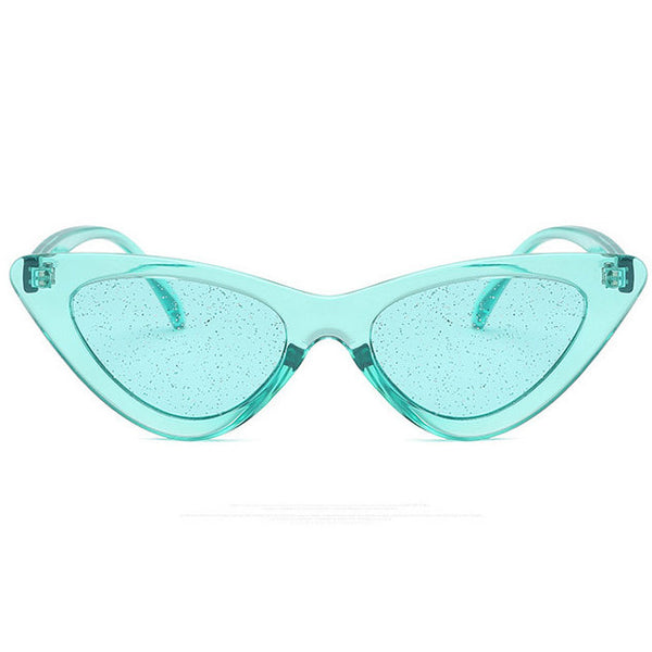 Sparkle Cat Eye Sunglasses