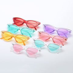 glitter Cat Eye Sunglasses boogzel apparel