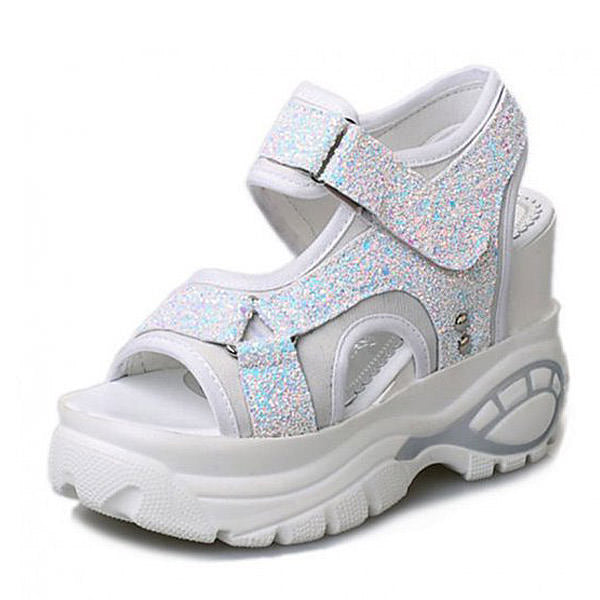 Made To Sparkle Platforms