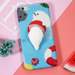 Squish Seal Case shop buy  Boogzel Apparel