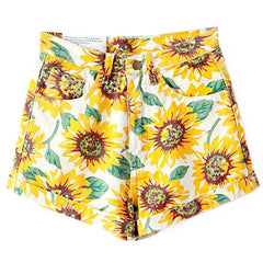 Sunflower Shorts Boogzel Apparel
