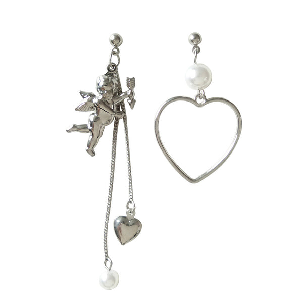 Cupid Drop Earrings