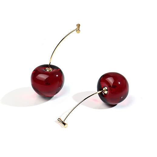 Tart Taste Cherry Earrings