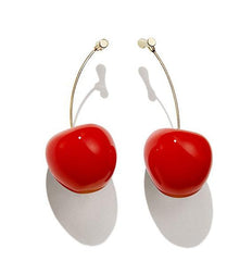 shop cherry earrings boogzel apparel