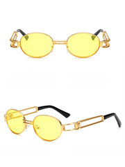 shop yellow Teen Spirit Sunglasses boogzel apparel