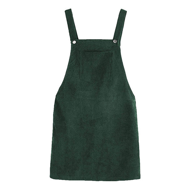 Teenage Mood Dungaree Dress