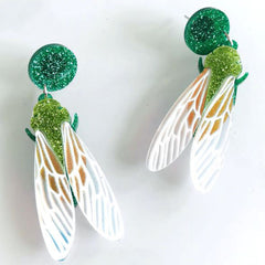 fly earrings boogzel apparel