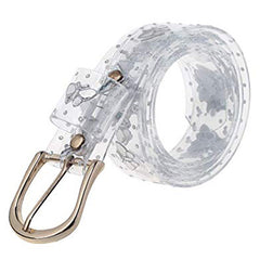 Shop Transparent Butterfly Belt at Boogzel Apparel