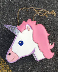 Unicorn Bag pink  boogzel apparel
