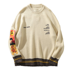 Van Gogh Jumper at Boogzel Apparel