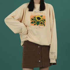 Sunflower Sweatshirt