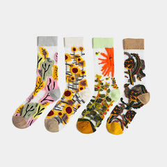transparent socks aesthetic clothes boogzel apparel