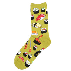 green sushi socks buy shop boogzel apparel