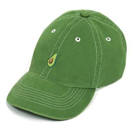 Antisocial Avocado Cap