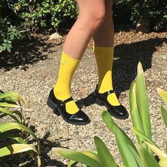 banana socks boogzel apparel