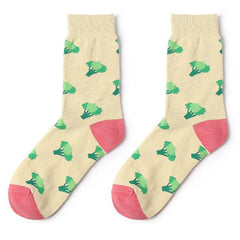 broccoli socks