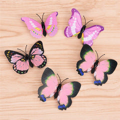 Butterfly Hair Clips Set aesthetic boogzel apparel