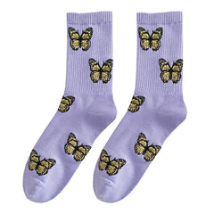 BUY Butrerfly socks boogzel apparel