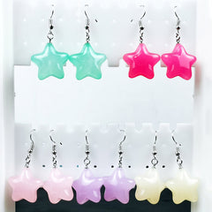 Candy Star Earrings
