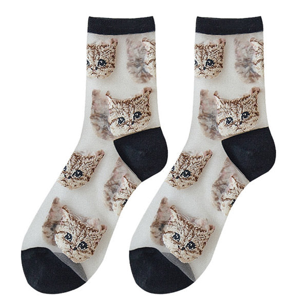 Official Catitude Ankle Socks