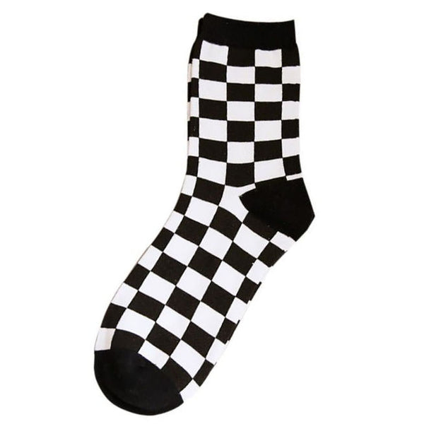 Checker Socks